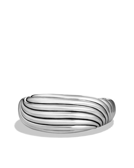 Sculpted Cable Cuff