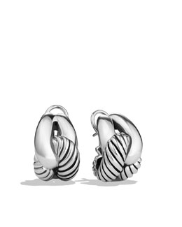 David Yurman Infinity Earrings