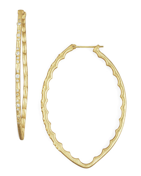 Armenta Hoop Earrings