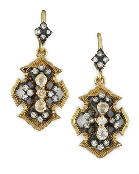Armenta Wings of Fortune Earrings