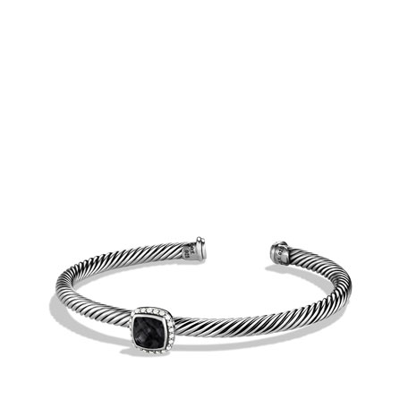 Noblesse Bracelet with Black Onyx and Diamonds