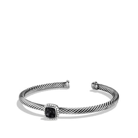Noblesse Bracelet with Black Onyx and Diamonds