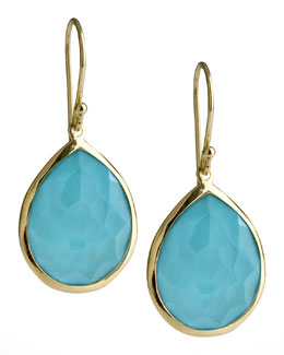 Ippolita Turquoise Teardrop Earrings