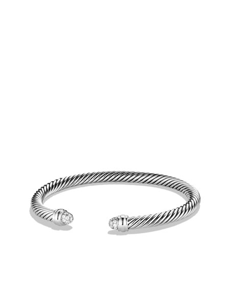 Cable Classics Bracelet with Diamonds