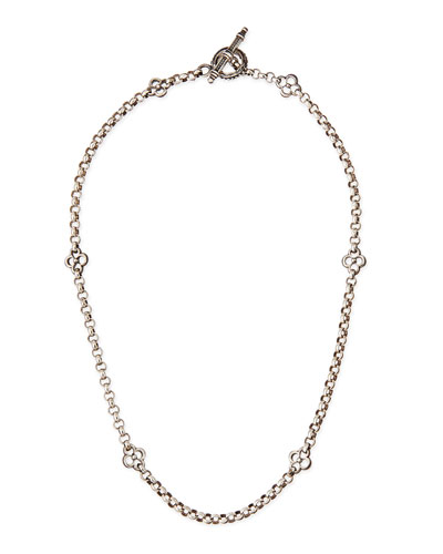 Konstantino Link-Chain Necklace