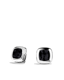 David Yurman Albion Earrings with Black Onyx