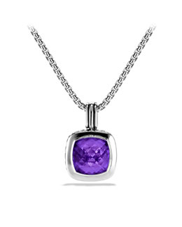 David Yurman Albion Pendant with Amethyst