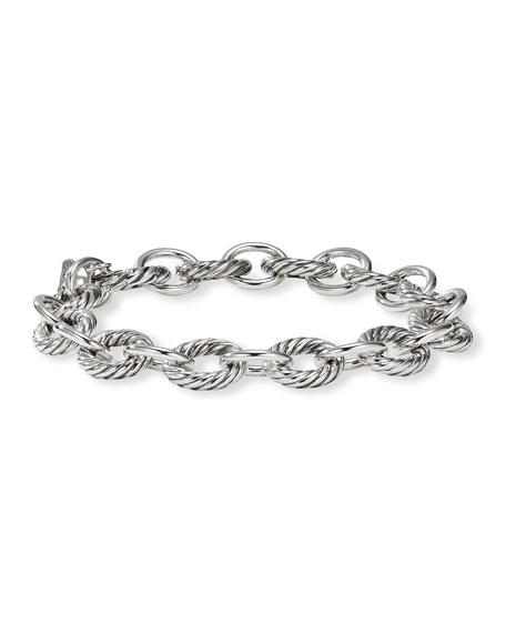 David yurman oval link bracelet neiman marcus for David yurman like bracelets
