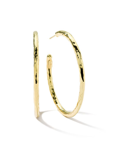 Ippolita Glamazon Gold Hoop Earrings