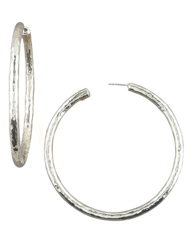 Ippolita Electroform Hoop Earrings, Large