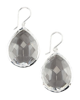 Ippolita Teardrop Quartz Earrings, Large