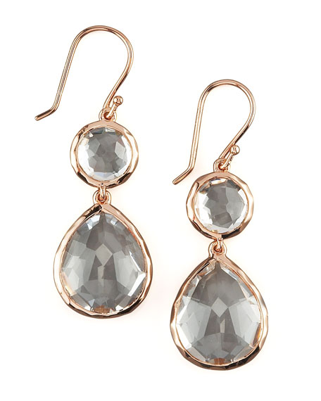 Ippolita Rose Snowman Earrings