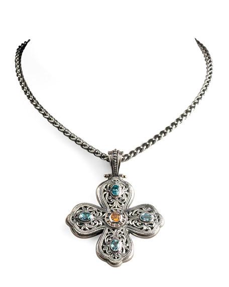 "Wheat Chain Necklace, 20""L"