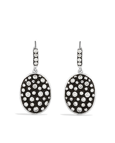 David Yurman Midnight Mélange Drop Earrings