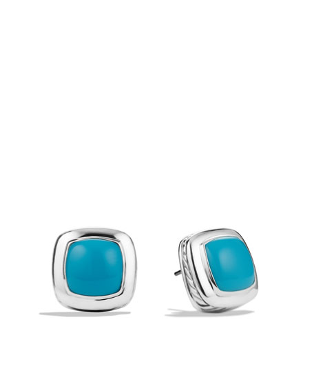 Albion Earrings with Turquoise