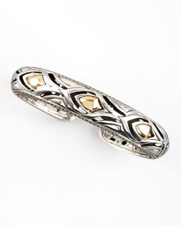 John Hardy Naga Slim Cuff Bracelet