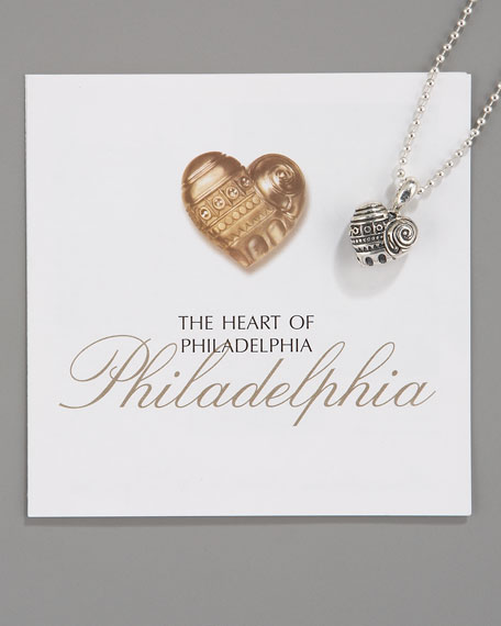 Heart of Philly Necklace