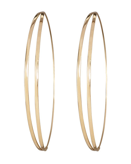 Flirt Hoop Earrings
