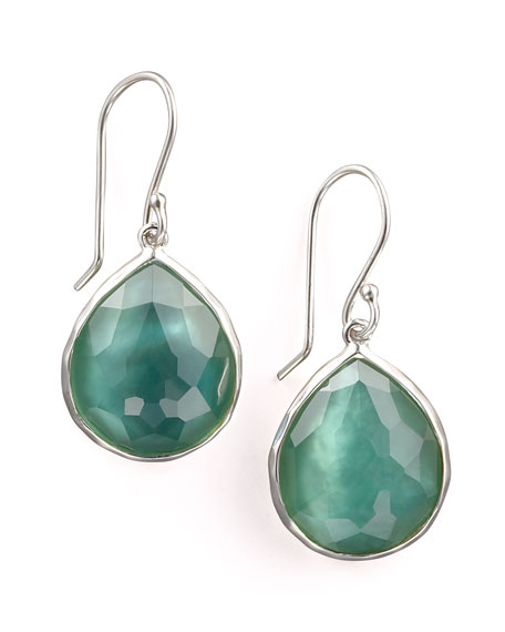 Wonderland Teardrop Earrings, Mint