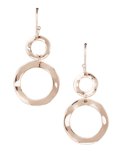 Ippolita Snowman Earrings