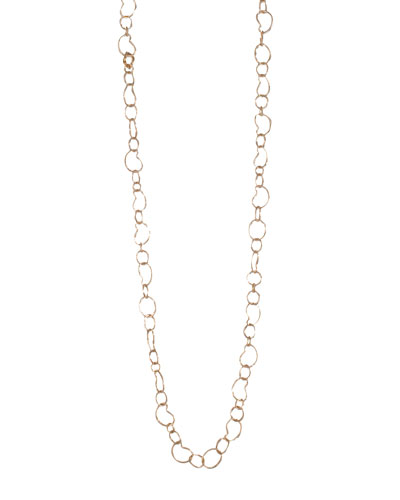 Ippolita Rose Bean Necklace