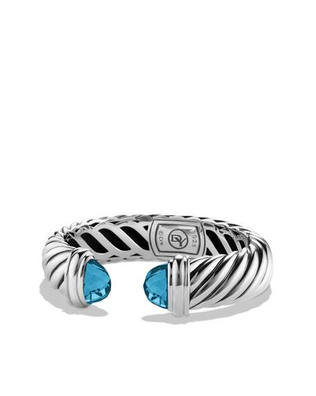 Waverly Bracelet with Blue Topaz