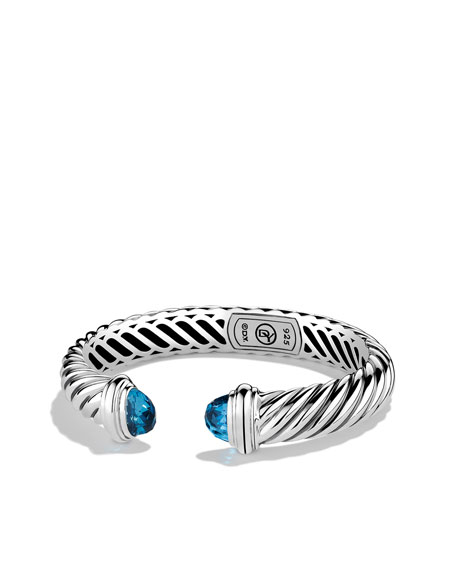 Waverly Bracelet with Blue Topaz
