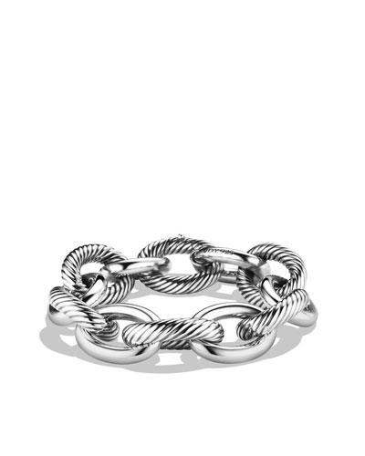 David Yurman Oval Ultra Large Link Bracelet