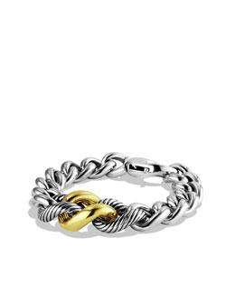 David Yurman Curb Chain Bracelet, Extra Large