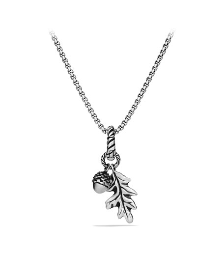 Cable Collectibles Oak Leaf and Acorn Charm