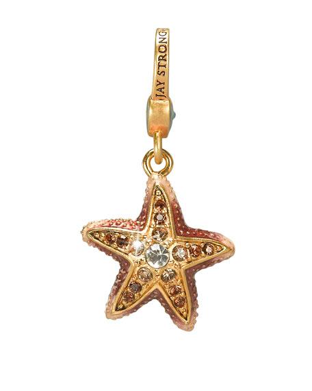"""Esther"" Starfish Charm"