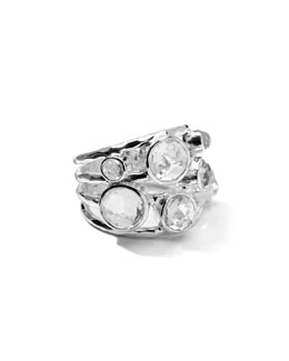 Ippolita Quartz Constellation Ring