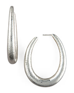 Ippolita Oval-Shaped Hoops
