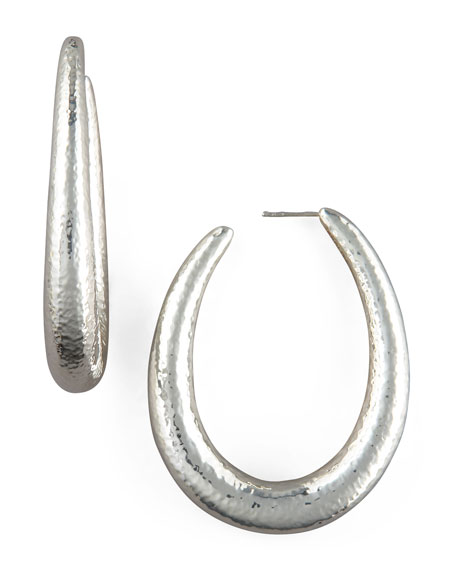Oval-Shaped Hoops