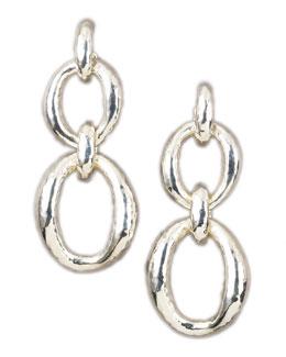 Ippolita Chain-Link Glamazon Earrings