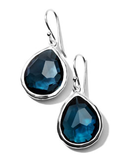 Ippolita Topaz Teardrop Earrings, Small