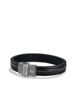 David Yurman Crossover Narrow Cuff