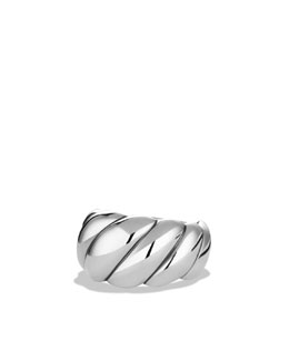 David Yurman Sculpted Cable Narrow Ring