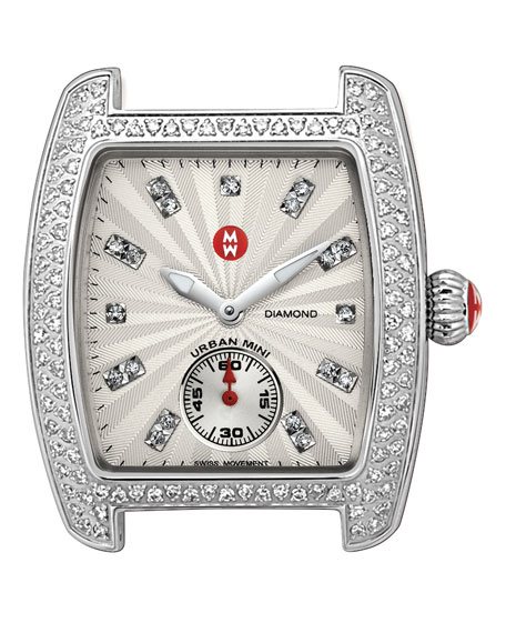 16mm Urban Mini Diamond Watch Head