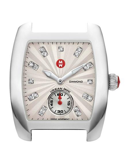 Urban Mini Watch Head, Diamond-Dial