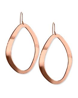 Ippolita Rose Oval Earrings, Large