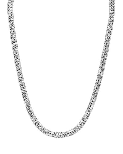 John Hardy Small Classic Chain Necklace with Chain Clasp