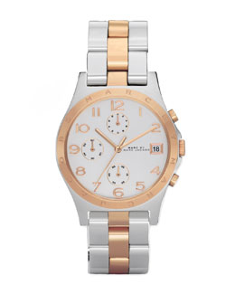 MARC by Marc Jacobs Henry Watch, Multicolor