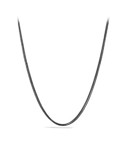 David Yurman Four-Row Baby Box Chain