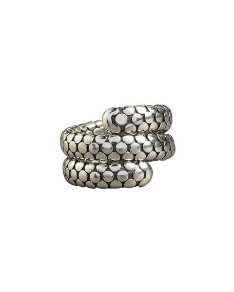 Dot Coil Ring