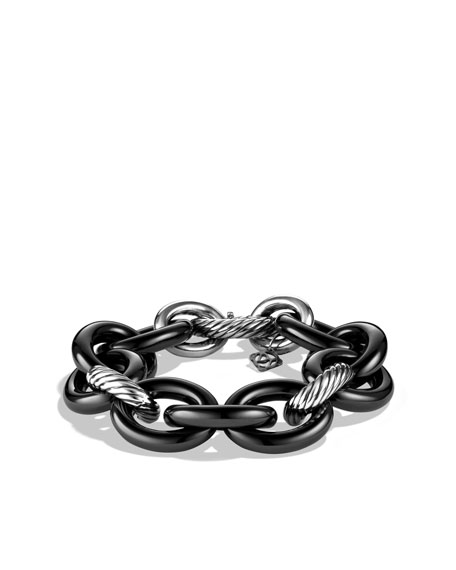 Oval Extra Large Link Bracelet