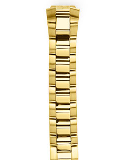 Philip Stein Gold-Plated Bracelet, 20mm