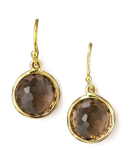 Ippolita Lollipop Quartz Earrings, Mini