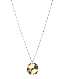 Ippolita Gold Pendant Necklace
