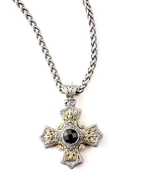 Nykta Cross Pendant